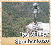 Iya Valley Shoubenkozo