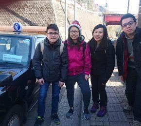 香港から大歩危峡・祖谷のかずら橋・祖谷渓谷・小便小僧観光タクシー
